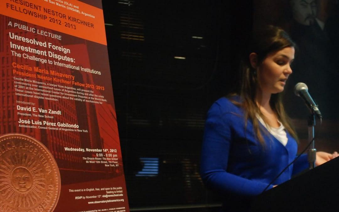 ¿Qué es ser un Becario Presidente Néstor Kirchner?, por Cecilia María Minaverry