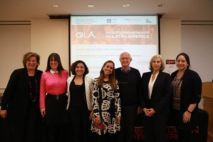 EVENT SUMMARY · Public Lecture by Patricia Martinez Coral and Casandra Castorena Sanchez, 2017-2018 PNK Fellows