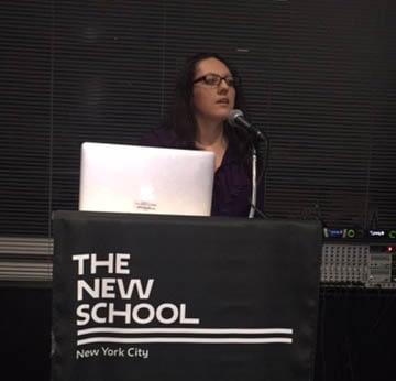 Isabella Esquivel Ventura (México), Becaria PNK 2016-2017, completó exitosamente su intercambio académico de dos semanas en Nueva York