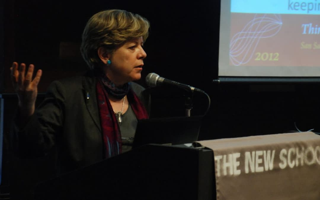 Structural Change for Equality: Alicia Barcena offered a Public Lecture at The New School