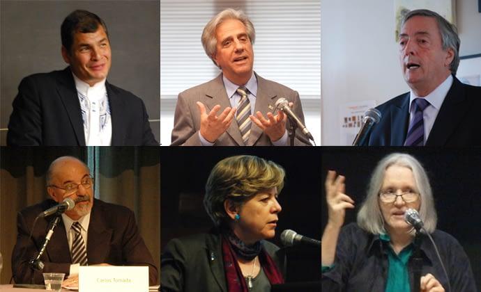 Latin America on the Move