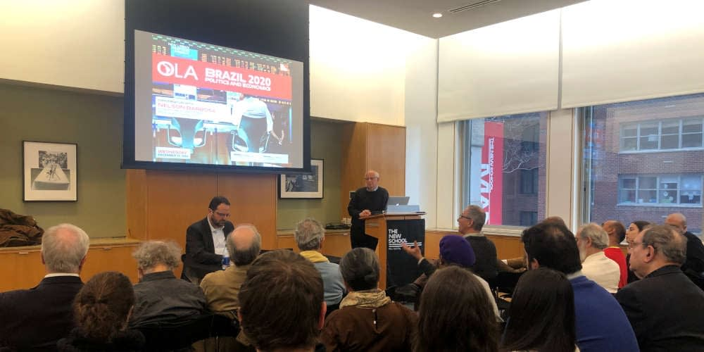 Event Summary · BRAZIL 2020: Politics and Economics