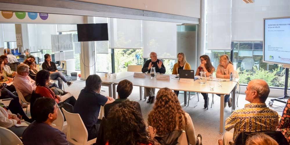Monitoreo de procesos y resultados en la mejora de barrios marginales en Buenos Aires