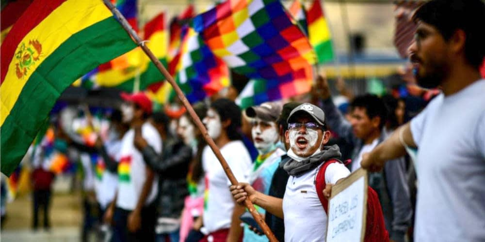 The Two Bolivias: Crisis, uncertainty and elections