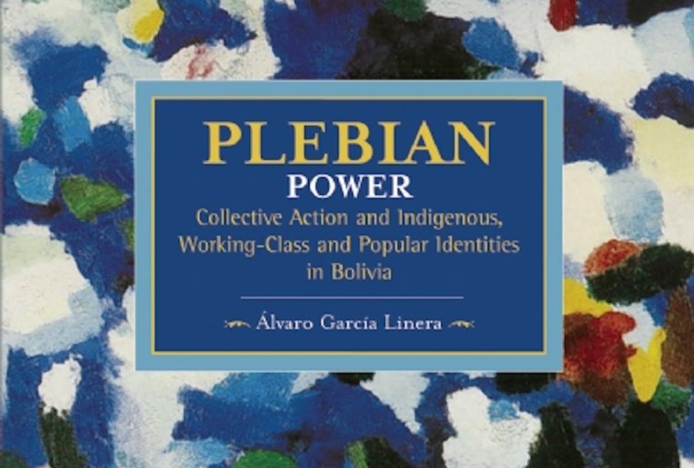 Presentación del libro «Potencia Plebeya» · Nueva York