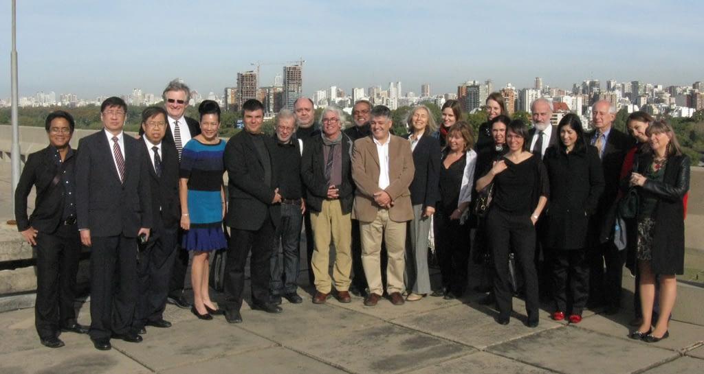 International Symposium Urban Transformations and Anticipations: Bangkok, Buenos Aires, New York at FADU, UBA