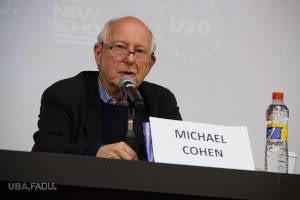 Artículo de Michael Cohen en «Página 12»