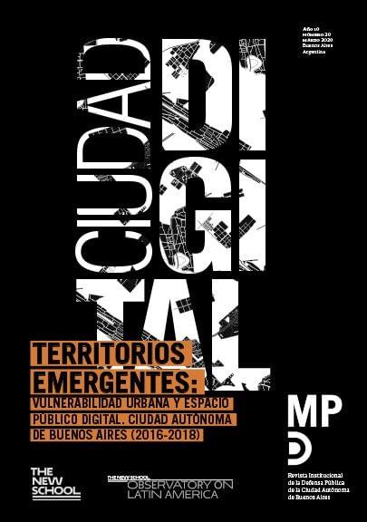 ONLINE I Ciudad Digital: territorios emergentes y derechos incumplidos