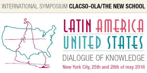 International Symposium CLACSO-OLA/The New School