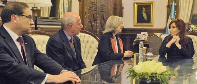 President Néstor Kirchner Fellowship