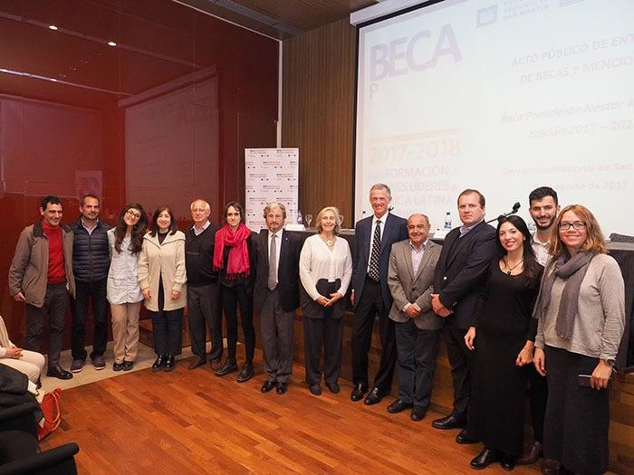 Beca PNK 2017-2018: Becarios y Menciones Honoríficas seleccionados
