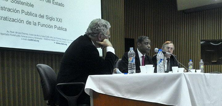 PNK Fellowship participated in the 4th Conference of the Asociación Argentina de Estudios de Administración Pública (AAEAP)