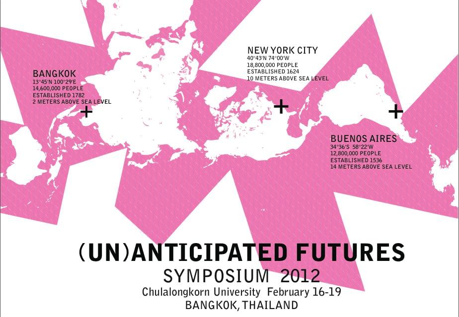 First Public Symposium of Design and Social Development Program, Bangkok, Thailand